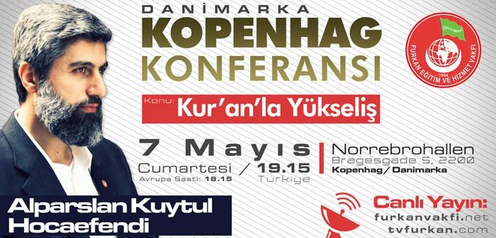 Danimarka-Kopenhag Konferansı