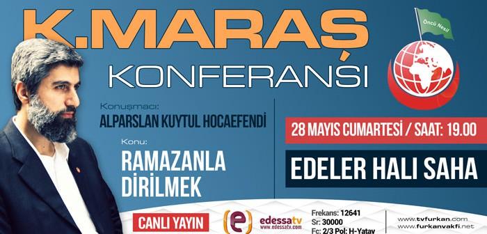 Kahramanmaraş Konferansı