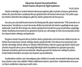 Alparslan Kuytul Hocaefendi'den Askerî Darbe Girişimi ile İlgili Açıklama